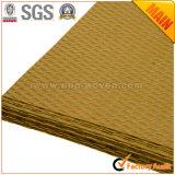 Het niet Geweven Materiaal van de Verpakking van de Gift van de Bloem Nr 38 Gouden Geel