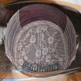 Parrucca ebrea di Wefted della macchina piena (PPG-l-01532)