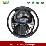"Aluminiumlegierung 7 "" LED-Hauptlicht für JeepWrangler Jk- J231"