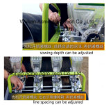 Transplanter ручной Vegetable сеялки 3 рядков Vegetable для сбывания