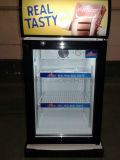 대중적인 슈퍼마켓 싱크대 전시 아이스크림 냉장고 소형 초콜렛 냉장고