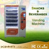 Máquina expendedora superventas del zumo de Pipoca y de naranja en el precio de fábrica