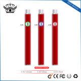 Batería de alta calidad de aceite de la CBD 510 e hilo de la batería del cigarrillo