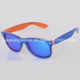 Las gafas de sol polarizadas nuevo estilo del espejo con crean 2018 para requisitos particulares