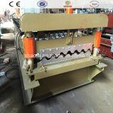 Heißer Verkaufs-Aluminiumform-Dach-Blatt-Rolle, die Maschine bildet