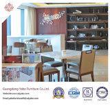 Chinesischer Klassiker-Gaststätte-Möbel mit hölzernem Stuhl (YB-GN-5)
