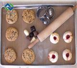 Приготовления гриля для барбекю с помощью гриля для барбекю коврики