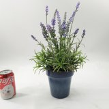 Artificial Lavender Wedding Decoration Plants