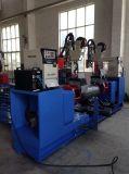 Ligne machine tangentielle automatique de fabrication de cylindre de gaz de LPG de soudure continue