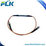 De la fibra atenuador óptico fijo en línea