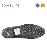 Neue Veloursleder-Glanz-Kuh-Leder-Mann-Schuh-beiläufiger Schuh