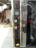 10 de Oven Burt van het Gas van Comercial van dienbladen (zmr-8M)