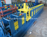 Roulis hydraulique de porte d'obturateur de rouleau en métal de découpage formant la machine
