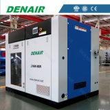 El chino de las principales marcas de tornillo exento de aceite de la especificación de compresor de aire