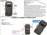 Diebstahlsicherer versteckter Mappen-Beutel-Beutel-Stutzen-Nylonfonds des Arbeitsweg-RFID