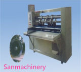 Máquina que raja de la cartulina automática del panal