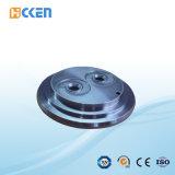 Aluminium CNC, der für Selbstersatzteil maschinell bearbeitet