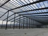 Structure en acier de construction de lumière pour l'entrepôt Factroy Prix de l'atelier