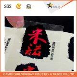 O papel da alta qualidade cortou a etiqueta autoadesiva impressa impressão da etiqueta do festival