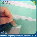 Feuille adhésive verte de découpage d'animal familier de bande de polyester