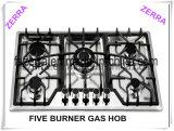 Fünf Brenner-Gas-Gewindebohrer-Haushaltsgerät (JZS85211)