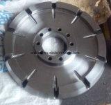 Stahlteile für die CNC maschinelle Bearbeitung