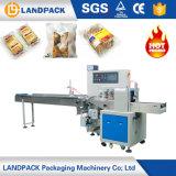 Machine à emballer automatique de pain de boulangerie de flux multifonctionnel