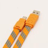 Cavo di dati Braided del USB della tagliatella di più nuova alta qualità di arrivo