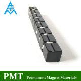 N52 Kubik mit Nut-Neodym-Magneten mit NdFeB magnetischem Material