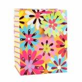 Bolsas de papel revestidas del regalo del arte de la manera del día de madre