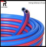 O oxigênio e acetileno Twin de borracha do tubo de borracha de soldagem com alta qualidade