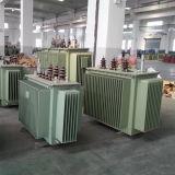 3段階のオイルによって浸される電源変圧器(ONAN)