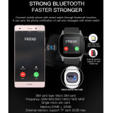 Intelligente SIM Karte Bluetooth Telefon-Uhr mit Kamera