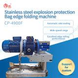 Cp4900f macchina pieghevole con imboccatura per borse motore in acciaio inox antiesplosione