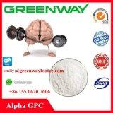 Подача бестарного материала Nootropic дополняет 99% Alpha GPC