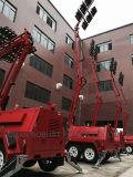 De rplt-7200 LEIDENE 6*480W Toren van de Verlichting met 270L de Capaciteit van de Brandstof
