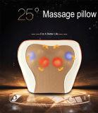 Het volledige het Kneden van de Hals van het Lichaam Hoofd Achter Rolling Hoofdkussen van de Massage
