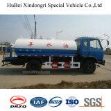 camion dello spruzzatore di consegna dell'acqua dell'euro 3 di 7cbm 7ton Dongfeng con Cummins Engine