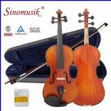 Дешевые цены в полном размере Advanced Скрипка Скрипка с канифолевым сердечником