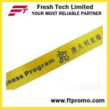 Chinesische Geschäfts-Art-Polyester-Abzuglinie mit Ihrem Firmenzeichen