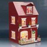 Сведения игры Pretent поставкы фабрики Toys Dollhouse