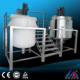 200L, el tanque de mezcla del acero inoxidable 500L con el calentador