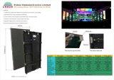 Im Freien/farbenreicher LED-MietInnenbildschirm für das Bekanntmachen (P3.91, P4.81, P5.95, P6.25, P5.68 druckgießenaluminium 500X1000mm)