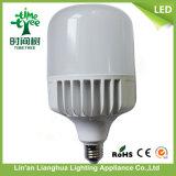 20W de alta potência 30W 40W 50W 60W em alumínio fundido sob a luz de lâmpadas LED