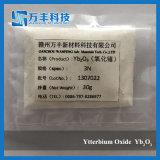 Beständiges Ytterbium-Oxid der Qualitätsseltenen Massen-Yb2o3 99.9% für Glas