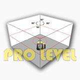 Niveau van de Laser van de Rang van de hoge Precisie het Dubbele Groene Roterende (sre-2082SG)