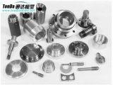 カスタマイズされたステンレス製または炭素鋼CNCの機械装置か機械化の部分