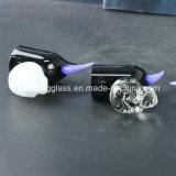 Инструменты Dabber типа способа стеклянные с формой черепа для стеклянной трубы водопровода