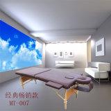 Table de massage en bois portable avec la CE et RoHS (MT-007)