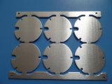 Доска PCB алюминия одиночная, котор встали на сторону 1.4mm толщиной для света СИД